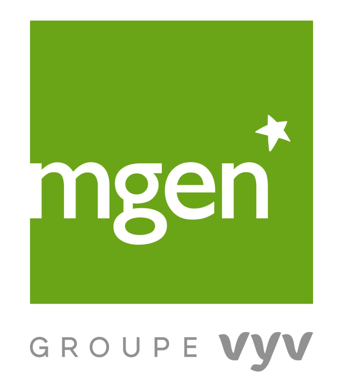 Logo MGEN Groupe VYV